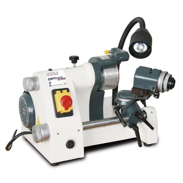 Stichel- und Werkzeugschleifmaschine Optimum grind GH 20 T