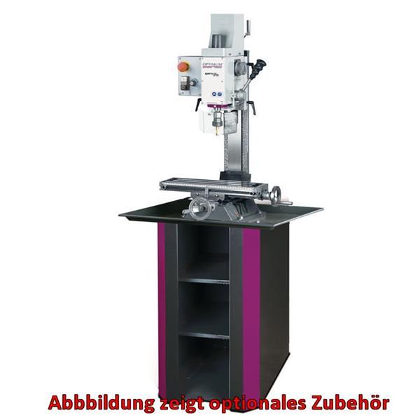 Opti Mill Fräsmaschine BF 16 V / 230 V 500 W Vario mit Standardzubehör
