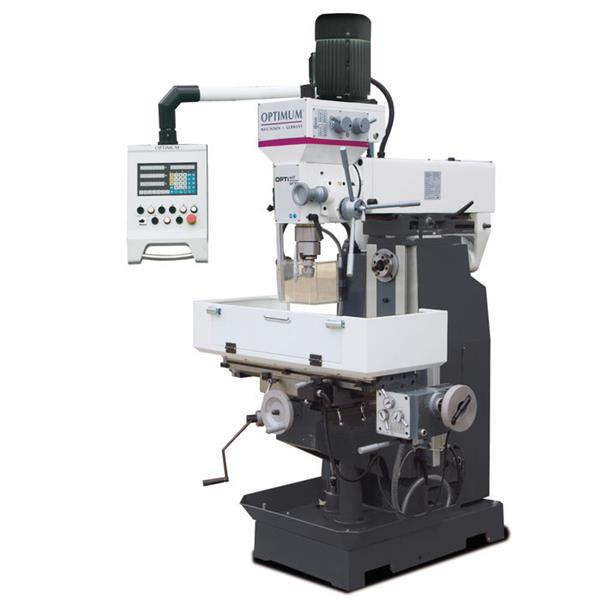 Optimum Opti mill MT 50 Universalfräsmaschine