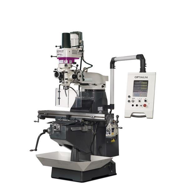 Opti mill MF 2 Vario Multifunktions - Fräsmaschine