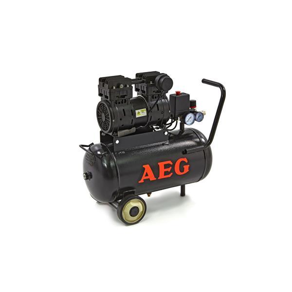 AEG 24 L Kompressor - Leiseläufer 58-60 dB Super leiser Kompressor