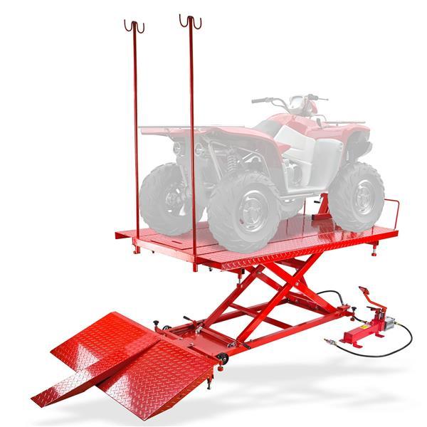 Motorrad / Quad Hebebühne 680kg