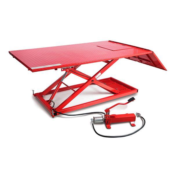 01314 Hubbühne für Quad Maße: L200/B120 cm Hublast max 700 KG/ Gewicht 300 KG
