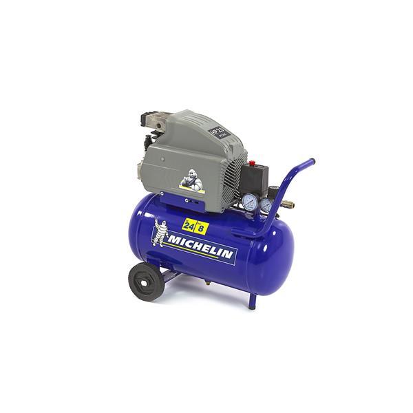 6706- orig. Michelin MB 24 EGM 145 Kompressor 24 l Kessel 1,5 KW 150 Liter Luft
