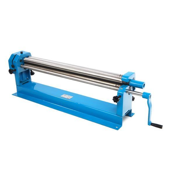 Rundbiegemaschine Biegemaschine für Bleche max 1 mm x 610 mm