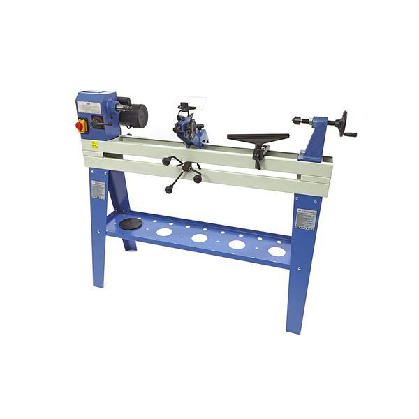 variable Holzdrehmaschine mit Kopierfunktion