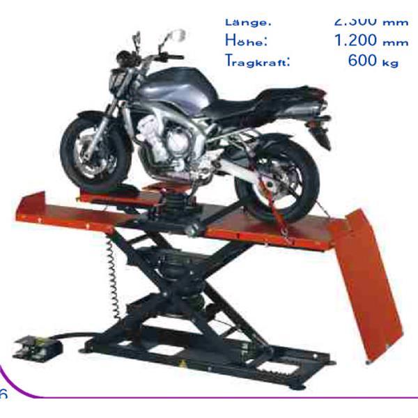 Modulift MOP 1000 - Druckluft