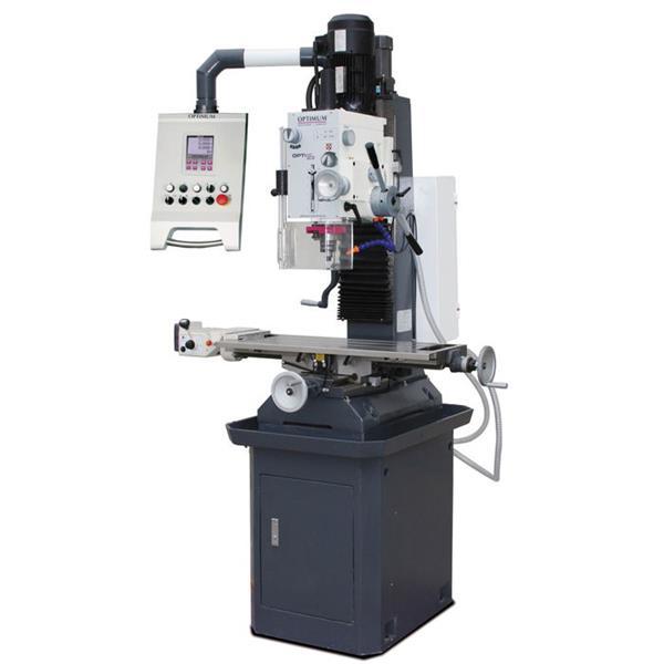 Optimum mill MB 4 P Universelle Getriebe - Bohr- Fräsmaschine
