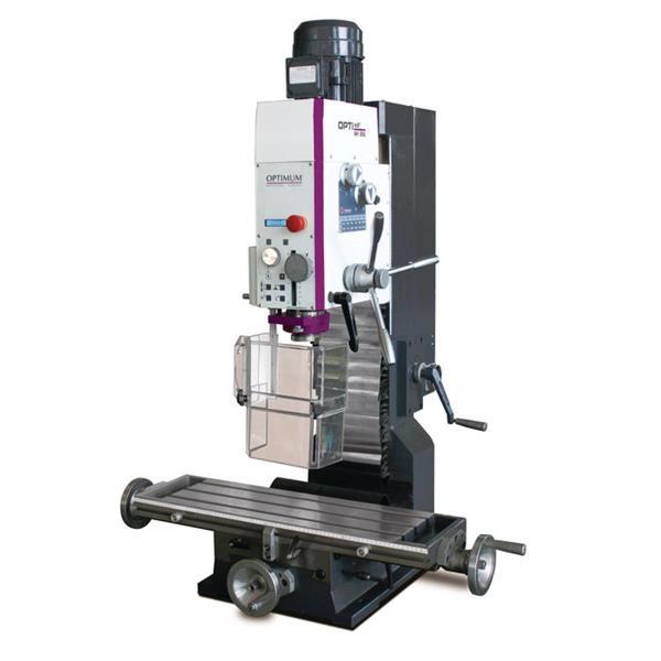 OPTImill MH 35 V - Vario Präzisions-Bohr-Fräsmaschine