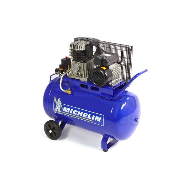 orig. Michelin MB100/3 Kompressor 100 l Kessel 10 Bar 2,2 KW 350 Li. Luft