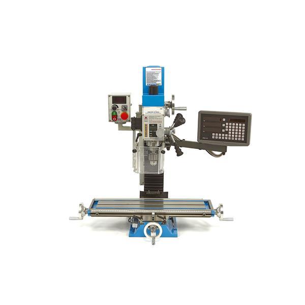 Fräsmaschine HB BF 25 L Vario DPA / 800 W Tischfläche 700x180 mm/ Bohrl. 20 mm