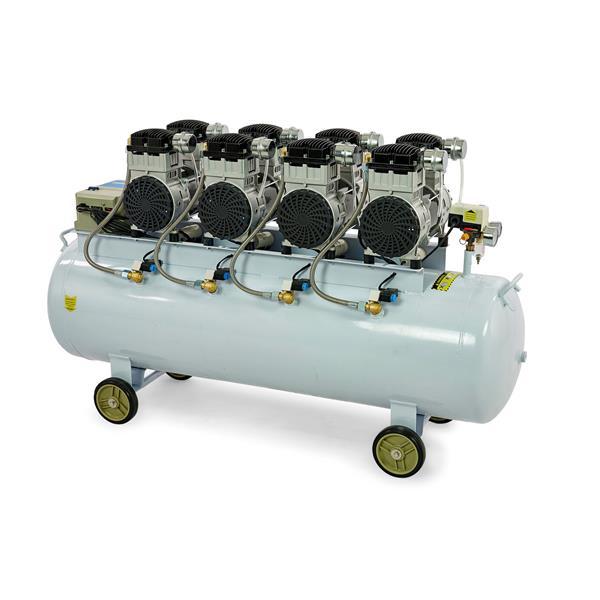 leise laufender 200 Liter Kompressor