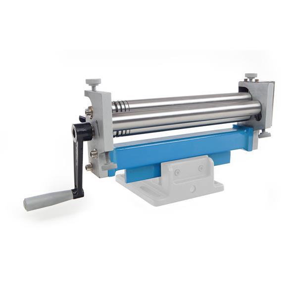 Biegemaschine, Rundbiegemaschine für Bleche bis 2,5 Dicke x 300 mm Breite