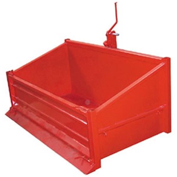 Heckcontainer Heckmulde Typ 2000 S / K5 für Traktoren Trecker Heckcontainer