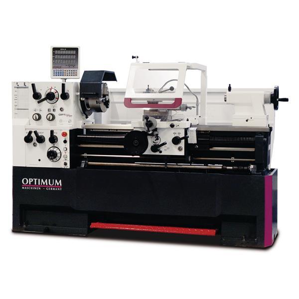 Optiturn TH 5615 D Drehmaschine mit DPA und SWH
