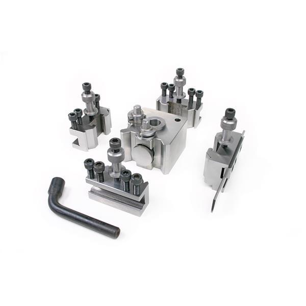 Dixon Schnellwechselhalter HAB K geeignet f. Maschinen bis ca. 400 mm Spitzenweite