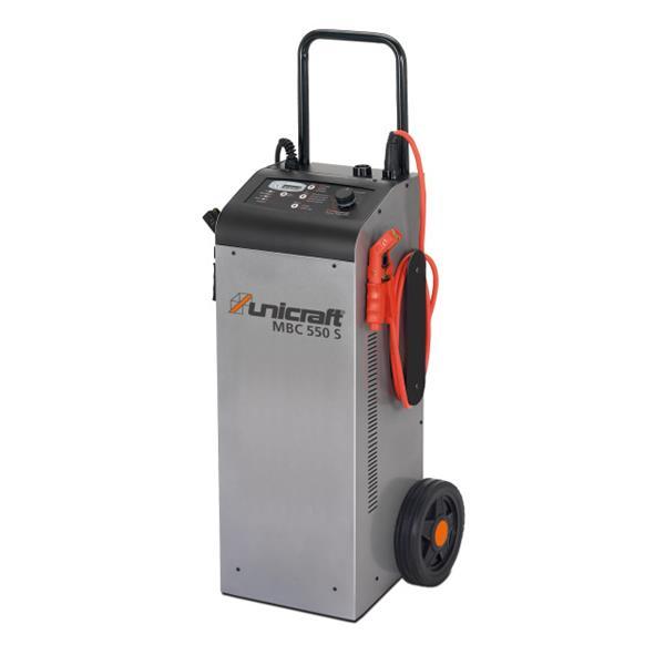 Unicraft Batterie Lade und Startgerät MBC 550 S