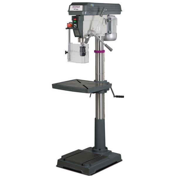 Bohrmaschine Opti B 33 Pro Set inkl. BMS 150 Maschinenschraubstock
