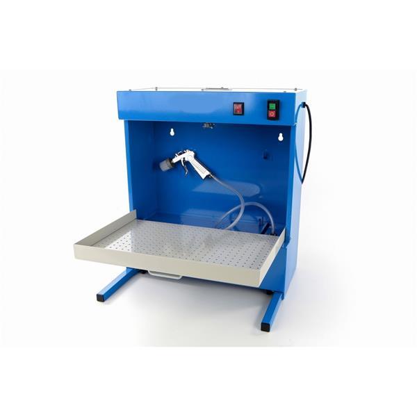 Teilewaschgerät - Teilewaschbecken mit elektrischer Pumpe und Beleuchtung