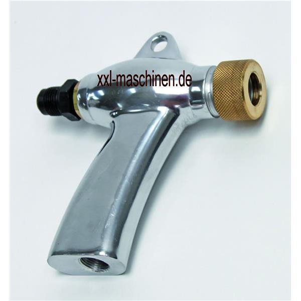 Ersatzpistole für Sandstrahlkabinen / Lieferung 1 Stück
