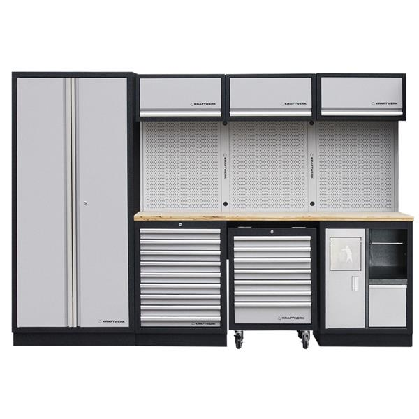 modulares Schrankwandsystem